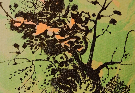 Cherry Blossoms #RDCB cover - artist Emily Shane