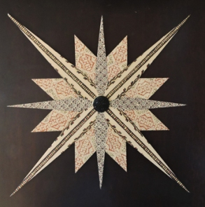 Decorative Wall Star - Emily Shane