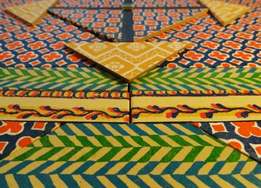 """Morocco"" DETAIL by Emily Shane"