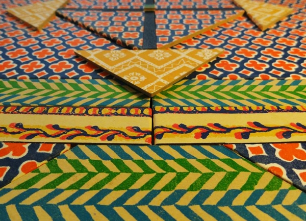 """""""Morocco"""" DETAIL by Emily Shane"""