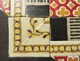 """Tunisian Tiles"" 2nd DETAIL"